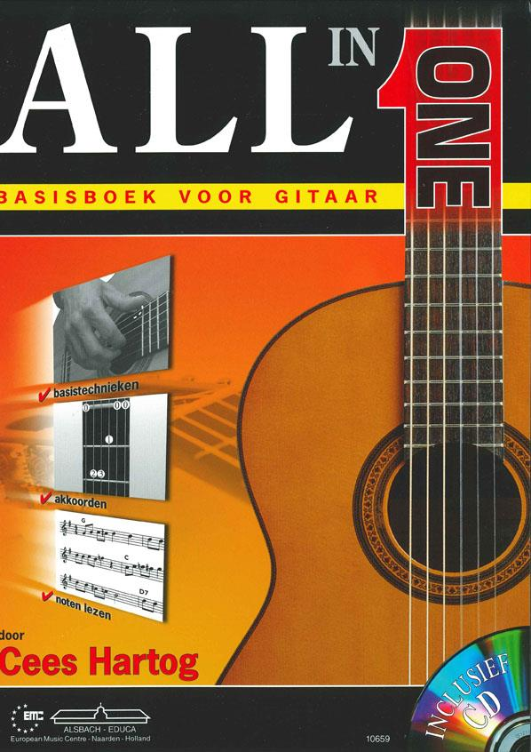 All in one +cd Cees Hartog