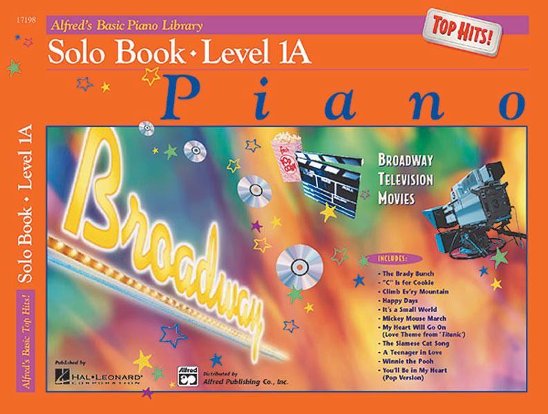 Alfred's Piano Solo Book 1A