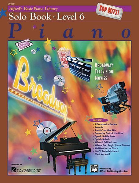 Alfred's Piano Solo Book 6