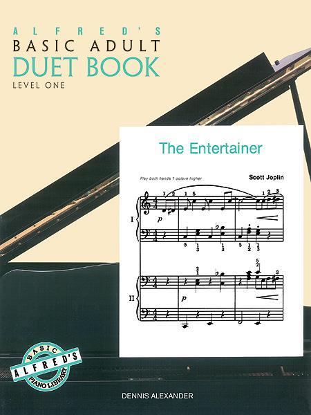 Alfred's Piano-Methode voor Volwassen Beginners 1