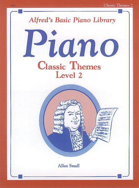 Alfred's Basic Piano Library Classic Themes Book 2