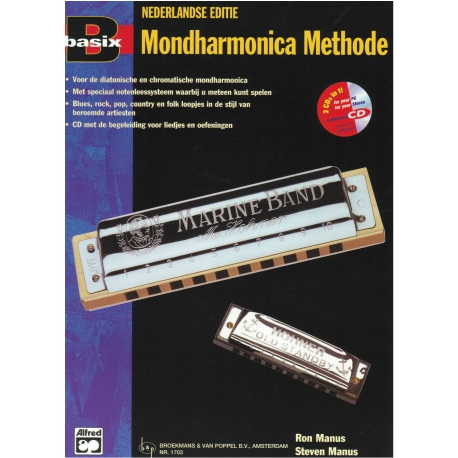 Basix Harmonica Method + CD