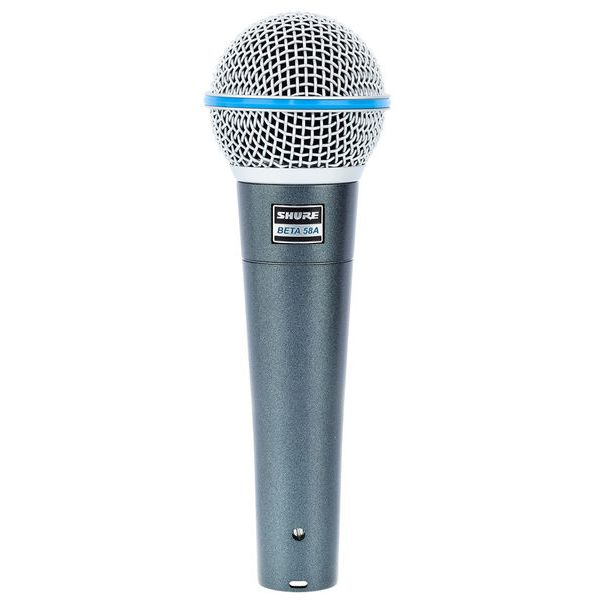 Shure Beta 58A microfoon
