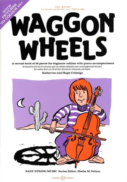 Waggon Wheels 2