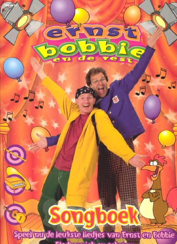 Ernst, Bobbie en de rest Songboek