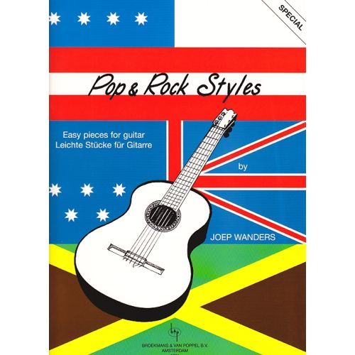 Pop & Rock Styles - Joep Wanders