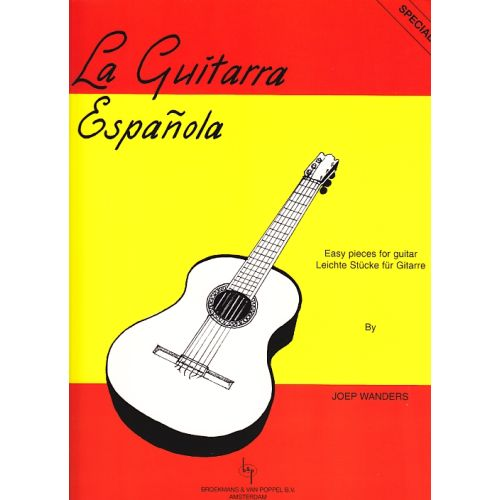 La Guitarra Espanola - Joep Wanders
