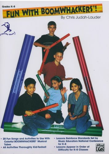 Fun with Boomwhackers!