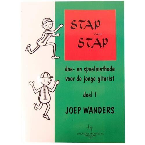 Stap voor Stap Deel 1 - Joep Wanders