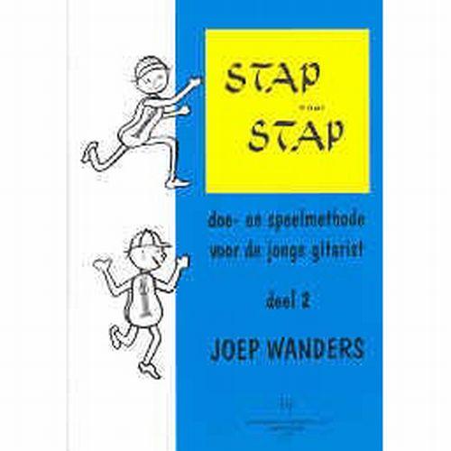 Stap voor Stap deel 2 - Joep Wanders