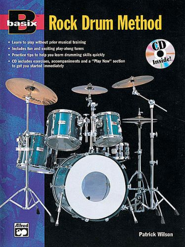 Basix Rock Drum Method +cd