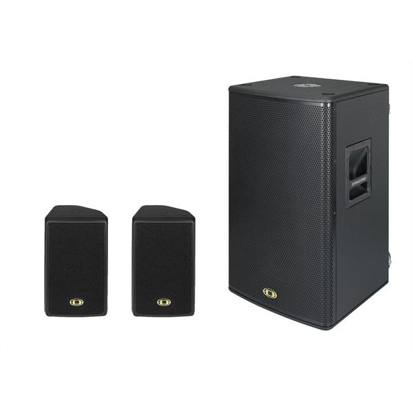 Dynacord D-Lite One system