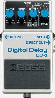 Boss DD-3 Delay