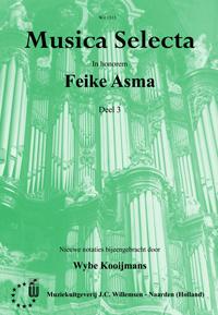Musica Selecta in honorem deel 3