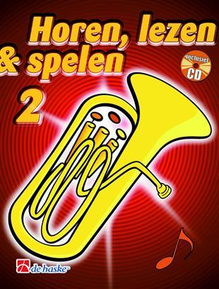 Horen, lezen & spelen 2 +cd - Bariton/euphonium