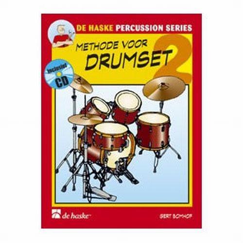 Methode voor drumset 2 - Bomhof