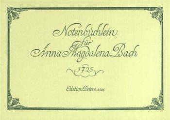 Notenbuchlein Anna Magdalena Bach 1725