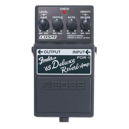 Boss FDR-1 Fender Deluxe Reverb