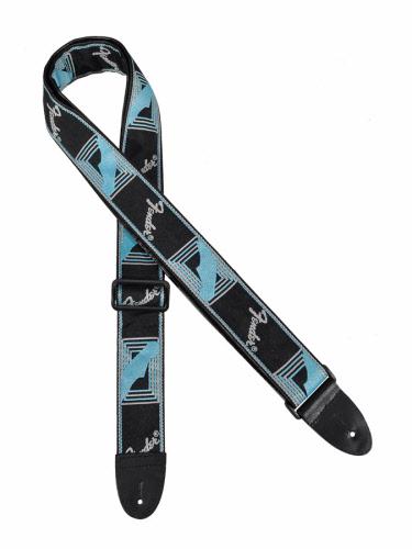 Fender - zwart-grijs-blauw