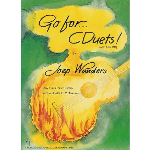 Go for CDuets - Joep Wanders