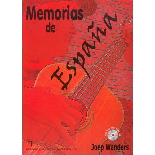 Memorias de Espana - Joep Wanders