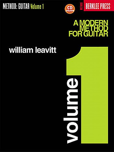 A Modern Method for Guitar vol. 1 William Leavitt