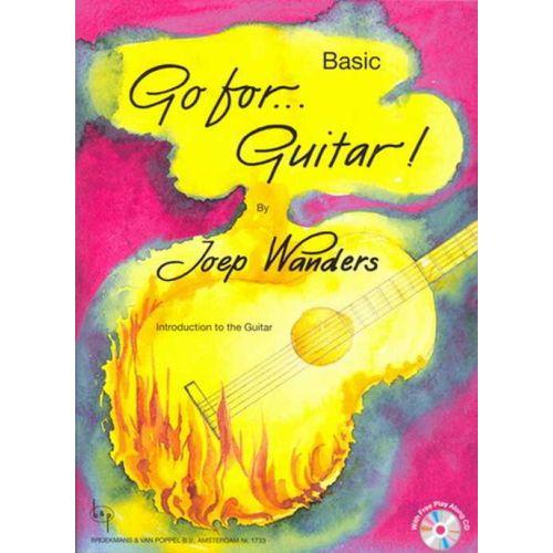 Go for Guitar Basic - Joep Wanders