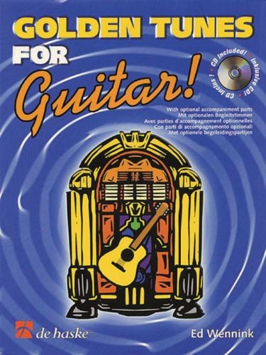 Golden Tunes for Guitar +cd
