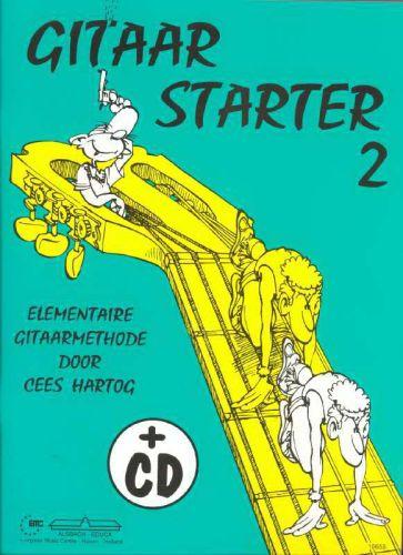 Gitaar starter 2 - Cees Hartog