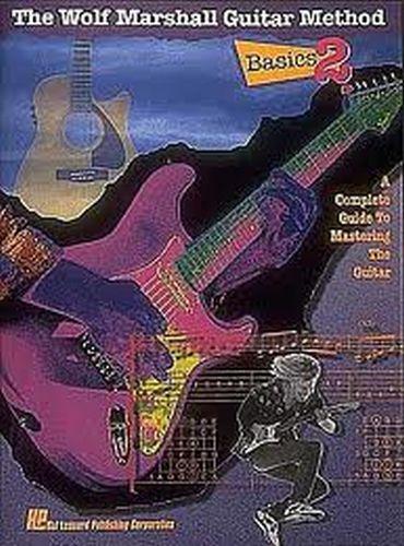 Hal Leonard De wolf marshall gitaarmethode basisboek 2 +cd