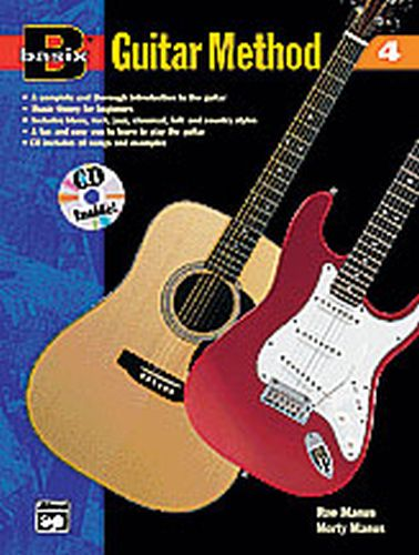 Basix Guitar Method 4 +cd