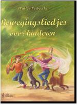 Bewegingsliedjes voor kinderen + cd