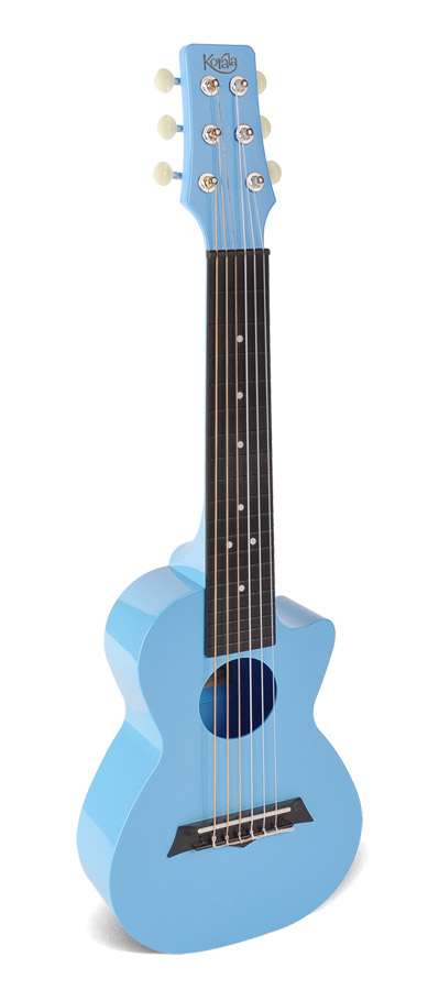 Korala PUG-40-LBU guitarlele