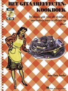 Het Gitaareffecten Kookboek - Chris Amelar