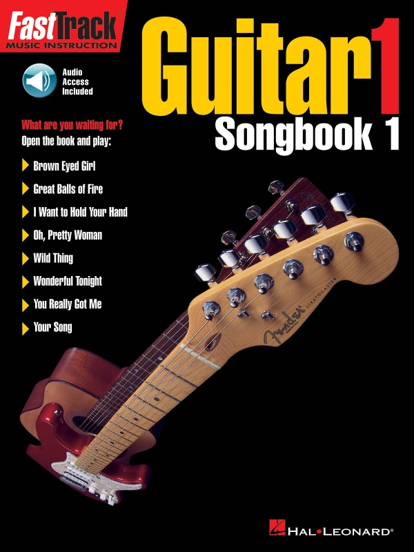 FastTrack - Guitar 1 - Songbook 1