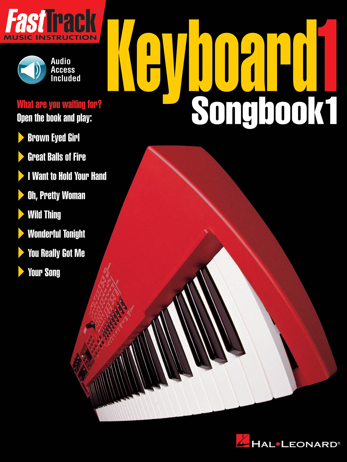FastTrack - Keyboard 1 - Songbook 1
