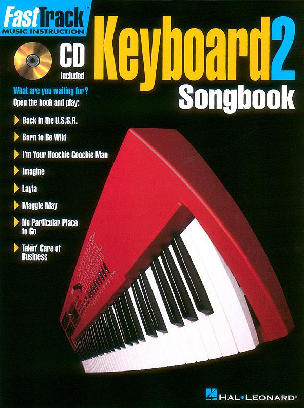 FastTrack - Keyboard 2 - Songbook 1