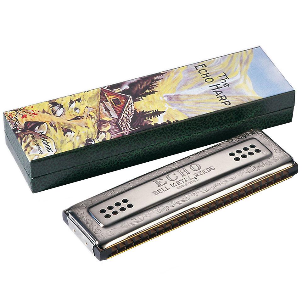 Hohner Echo Harp  96 C/G