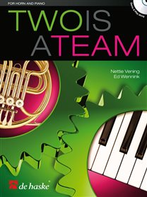 Two is a Team - Hoorn & Piano
