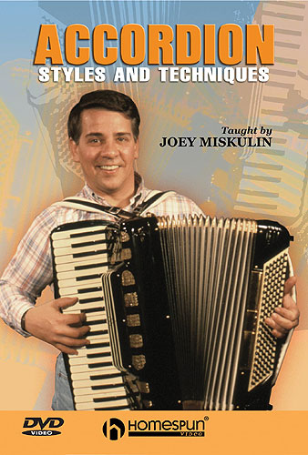 Accordion Styles en Techniques (dvd)