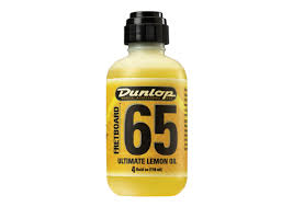 Dunlop 6554 Fretboard 65 Ultimate Lemon Oil (gitaartoets-olie)