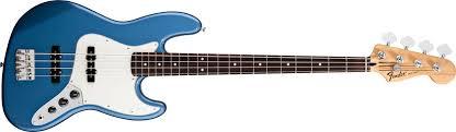 Fender Standard Jazz Bass rw/lpb