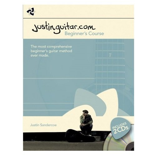 Justinguitar.com Beginner's Course - Justin Sandercoe