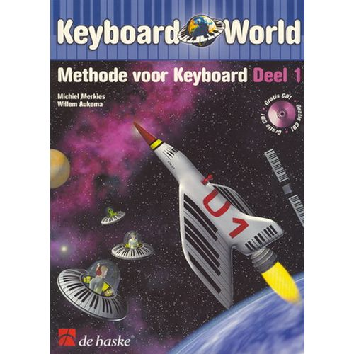 Keyboard World deel 1 - Merkies