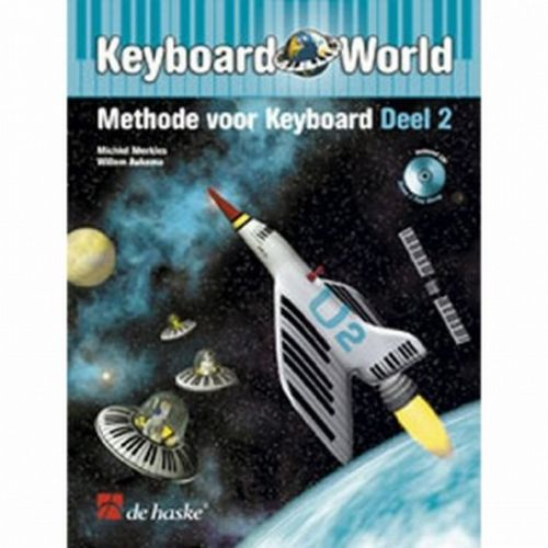 Keyboard World deel 2 - Merkies