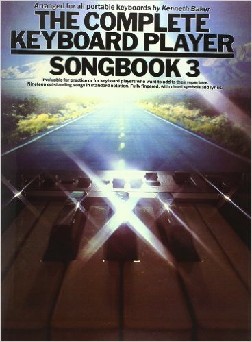 The Complete Keyboard Player - songbook 3