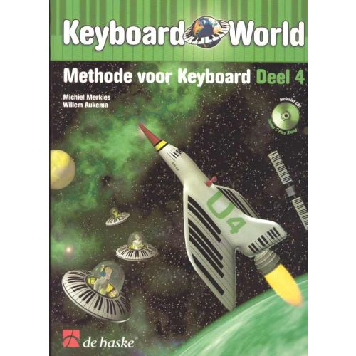 Keyboard World deel 4 - Merkies