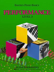 Performance 3 Piano Basics
