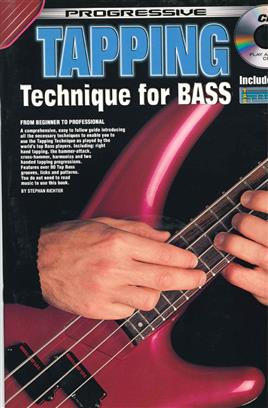 Tapping Technique Bass Guitar