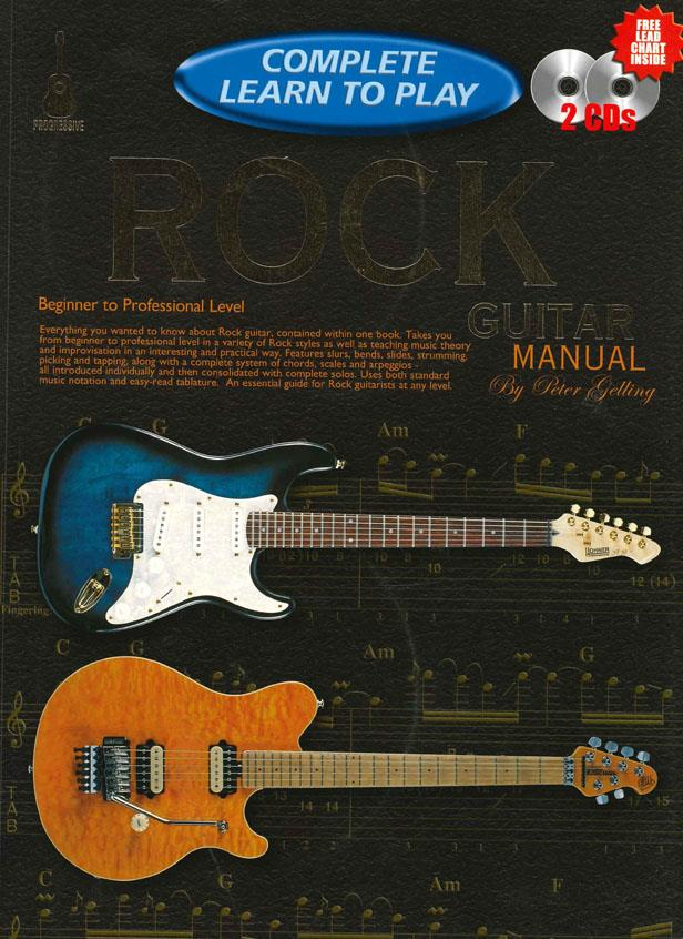 Complete Learn To Play Rock Guitar